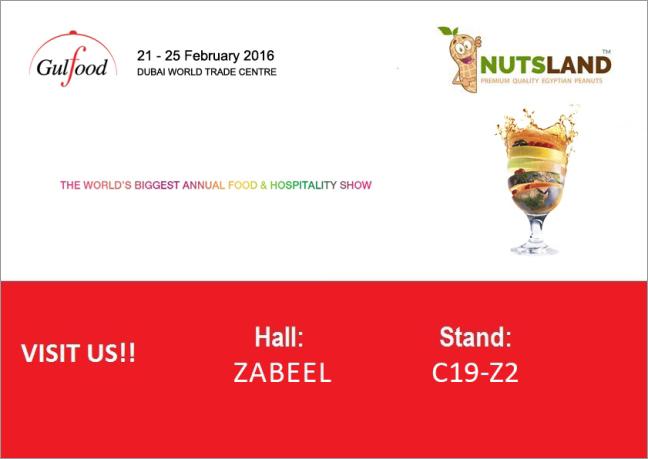 Gulfood Exhibition – Dubai 2016